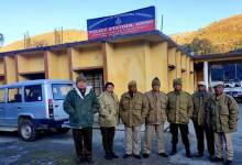 Photo of Arunachal: Anini Police Station adjudged 5th best in the Country