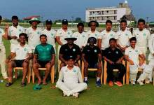 Photo of Arunachal played with Mizoram in Ranji Test match