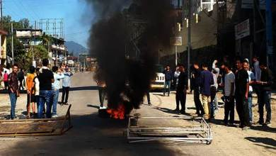Photo of CAB protest: Bandh hits normal life in Arunachal Pradesh