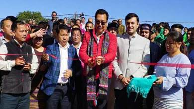 Photo of Arunachal: Chowna Mein inaugurates wholesale market complex