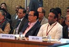 Photo of Chowna Mein attends Pre-Budget consultation meeting for the Union Budget 2020-21