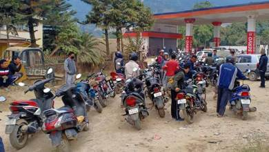 Photo of Itanagar: Fuel crisis in capital Complex continue