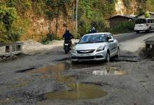 Photo of Itanagar: Traffic advisory for  Pappu Nallah-Itanagar via Jullang road