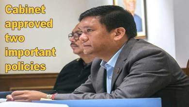 Photo of Arunachal: Khandu Cabinet approves two important policies