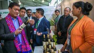 Meghalaya: Arunachal CM visits North East Food Show in Shillong