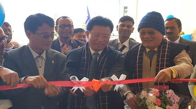 Itanagar: Tedir inaugurated NE gallery in Jawaharlal Nehru state museum