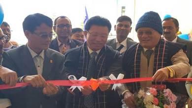 Photo of Itanagar: Tedir inaugurated NE gallery in Jawaharlal Nehru state museum