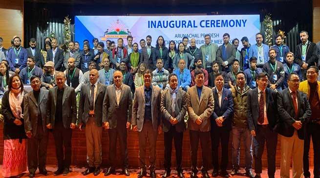 Pema Khandu inaugurates Arunachal Pradesh Social Entrepreneurship Meet