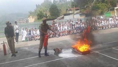 Photo of Itanagar: Fire and Evacuation Drill conducted in school