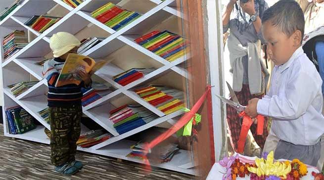 Arunachal: Garung Thuk Community Library awarded in Hyderabad Literary Festival 2020
