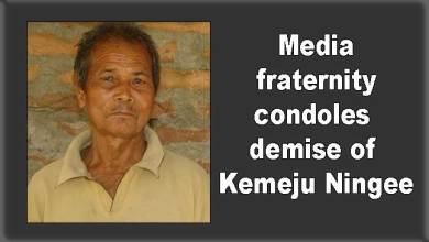 Photo of Arunachal: Media fraternity condoles demise of Kemeju Ningee