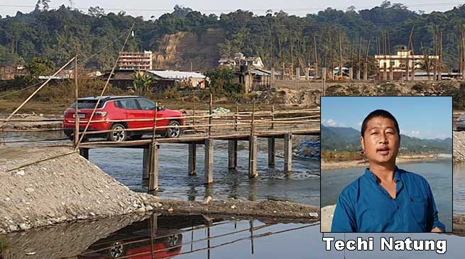 Meet Techi Natung who did what the district administration could not do