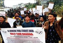 Photo of Arunachal: Govt should clarify it's stand on Chakma-Hajong issue- AATSU