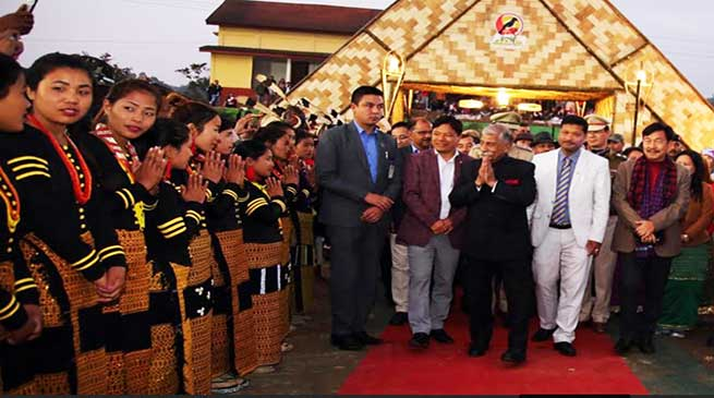 Arunachal: Governor attends Pangsau Pass International Festival