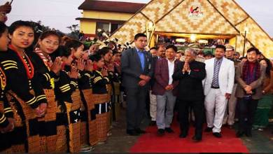 Photo of Arunachal: Governor attends Pangsau Pass International Festival