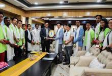 Photo of Arunachal CM lauds state kickboxers for their achievements
