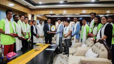Photo of Arunachal CM lauds state kickboxers for their achievements