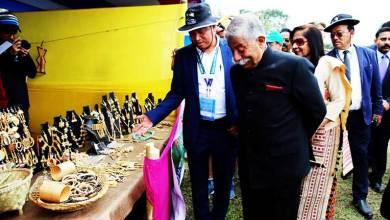 Photo of Arunachal Governor inaugurates Pakke Paga Hornbill Festival
