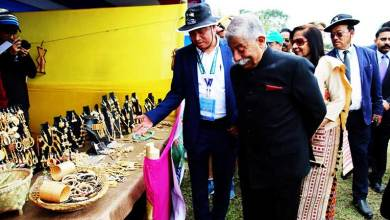 Photo of Arunachal Governor inaugurates Pakke Paga Hornbill Festival