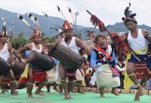 Photo of Arunachal: Pangsau Pass International Festival begins at Nampong