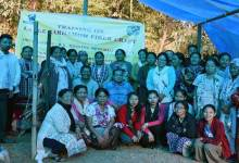 Photo of Arunachal: RKMMS organised Training programme on Large Cardamom Fiber Craft  at Mammao
