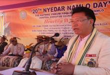 Photo of Arunachal: Preserve and promote our indigenous tradition and culture- Taba Tedir