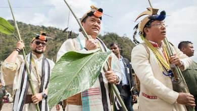 Photo of Arunachal: Khandu attends Nyokum Yullow celebration at Pitapool