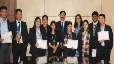 Photo of Assam: RGU students shine at the 35th Inter University, National Youth Festival 2019-20