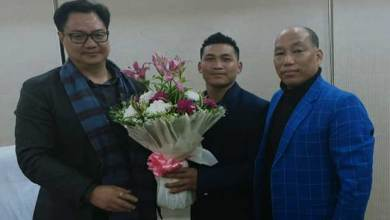 Photo of Rijiju assures for all possible support to promote Para Sports in the state- Techi Sonu