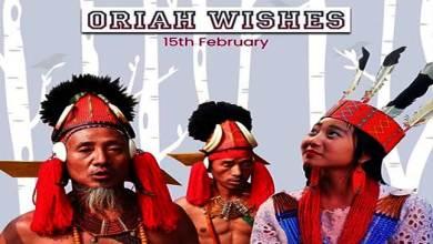 Photo of Arunachal Guv, CM extend Oriah Festival greetings