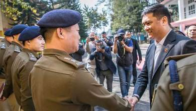 Photo of Arunachal Police have regain the confidence and trust of the people- Pema Khandu