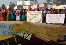 Photo of Arunachal: Protest March against Minor's Rape Case of Longding