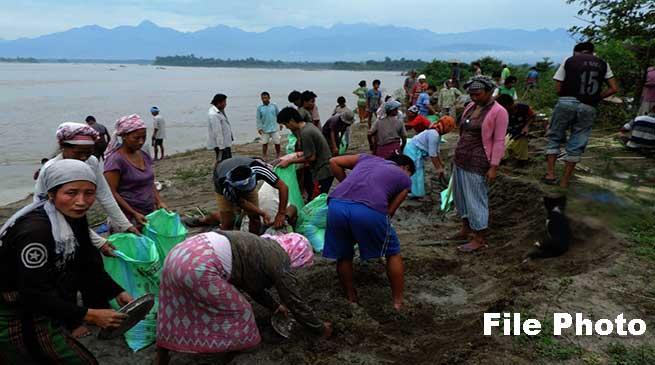 Arunachal: Major plantation drive along Siang river at Borguli to be held on Feb 15