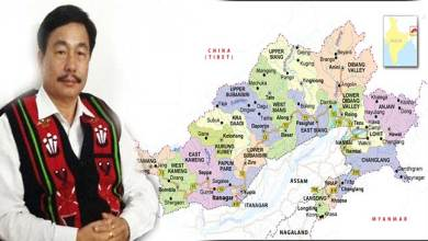 Photo of Tapir Gao urges Centre to redraw Arunachal Atlas showing proper demarcation of state boundary