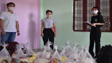Coronavirus Crisis: ADSU distributes ration to students stuck in Dehradun