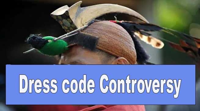 Arunachal: ANSU reacts over dress code circular prohibiting traditional headgear during formal event