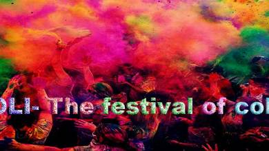 Photo of HOLI- The Festival of Colours