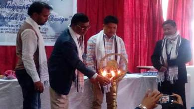 Photo of Arunachal: Workshop on crystallography Inaugurated