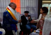 Arunachal: Shertukpen community felicitates Y.D Thongchi on Padma Shri Conferment