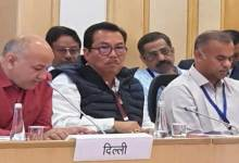 Photo of Chowna Mein attends Goods & Service Tax Council Meeting