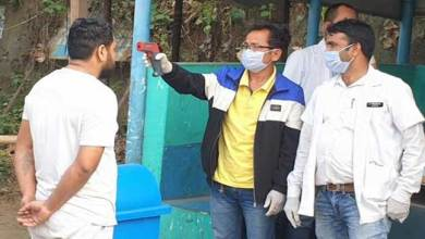 Photo of Coronavirus Scare: DCs, SPs, health officials inspect screening centres