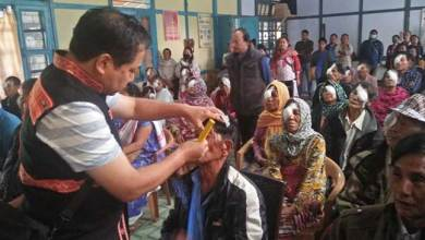 Arunachal:  Free Cataract Operation camp held at Roing and Tezu