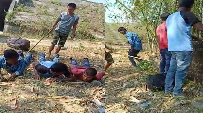 Arunachal: Three IRBn personnel's put under suspension-DGP