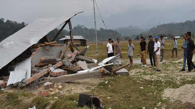 Arunachal-Assam boundary dispute should be resolve amicably- Vivek