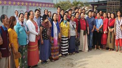 Photo of Arunachal: Resident of P Sector raised objection on shifting of their voter list