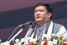 Photo of Pema Khandu offered to host the 2026 National Games in Arunachal Pradesh