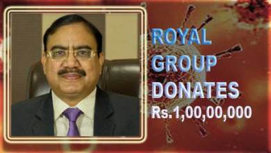 Photo of Royal Group, Guwahati donates Rs.1 Crore to fight COVID-19