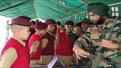Photo of  Arunachal: Army hosts sainik school cadets in Likabali