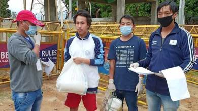Photo of Itanagar: APCYGTSU distributes ration to students of palin area stranded in capital complex