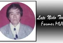 Arunachal- Pema Khandu mourns sad demise of former MLA Late Nido Techi